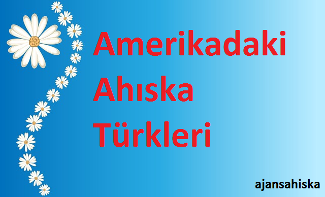 Amerikadaki Ahıska Türkleri