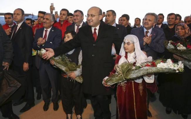 Ukraynadan Erzincana Gelen Ahıska Türklerinden İlk Kareler