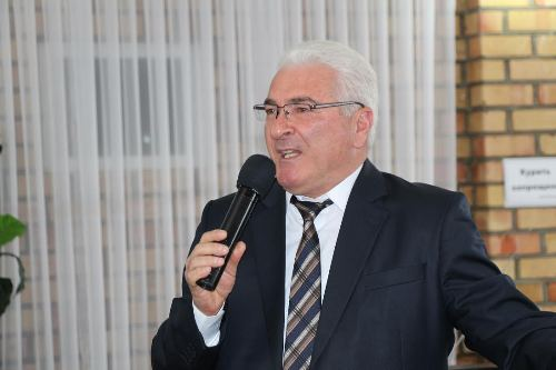 Kırgızistan Ahıska Türkleri Derneği Başkanı Reşad Şamilov