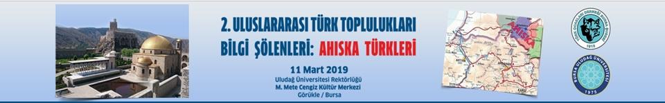 Ahıska Türkleri Sempozyumu 11 Martta başlıyor