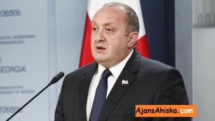 'Gürcü halkı Türk halkının yanında ve daima dayanışma içinde'