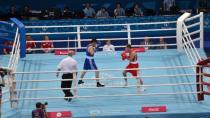 Bahram Muzaffer, 1. Avrupa Oyunları'nda çeyrek finalde