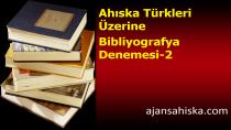 Ahıska Türkleri Üzerine Bibliyografya Denemesi-2