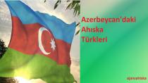 Azerbeycandaki Ahıska Türkleri