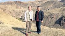 Kırgızistan'da her adımda Türk'ün izi