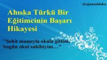 Ahıska Türkü Bir Eğitimcinin Başarı Hikayesi