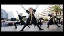 Ahıska'da Gürcülerden Kafkas Dansı
