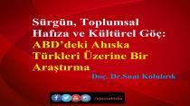 ABD'deki Ahıska Türkleri Üzerine Bir Araştırma