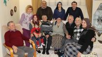 Sibirya'ya sürülen Ahıska Türk'ü aile 56 yıl sonra bir araya geldi