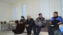 Erzincan İl Emniyet Müdürlüğünden Ahıskalılara ziyaret