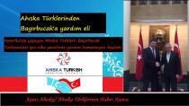 Ahıska Türklerinden Bayırbucak'a yardım eli