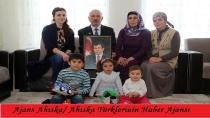Davutoğlu'nun ziyareti Ahıska Türklerini duygulandırdı