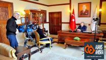 Erzincan Valisi TRT World'e Ahıska Türklerinin İskanını Anlattı