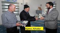 Diyanet Erzincana Yerleşen  Ahıska Türklerine hediye paketi gönderdi