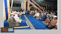 Erzincan'da Ahıskalılar Şehitlerimiz İçin Mevlit Okuttular
