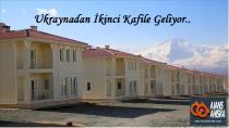 Erzincan'a Ahıska Türklerinin İkinci Kafilesi Geliyor