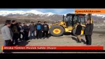 Ahıska Türkleri Meslek Sahibi Olması için Kurs Açılıyor..