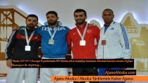 Ahıskalı karate ustası Ayhan Mamayev ile Röpörtaj