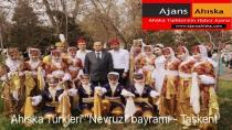 Özbekistandaki Ahıska Türkleri Nevruzu Kutladı
