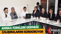 Kırkağaç Ahıska Türkleri Derneği, ilçede yaşayan Ahıska Türklerini bir araya getirdi.