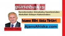 Vatansız Millet Ahiska Türkleri