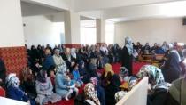 Tekinler Kız Kur'an Kursu öğreticileri Ahıska Türklerini Ziyaret Etti