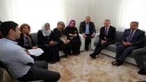 Erzincan Valisi ve Milletvekilinden Ahıska Türklerine Ziyaret