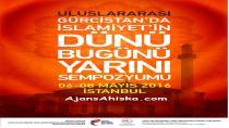Gürcistan'da İslamiyetin Dünü, Bugünü, Yarını Sempozyumu