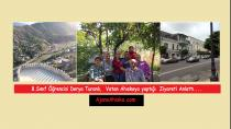 8.Sınıf Öğrencisi Derya Turanlı,  Vatan Ahıska'ya yaptığı  Ziyareti Anlattı....