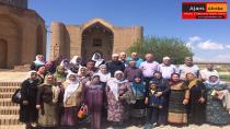 Kırgızistandaki Ahıska Türklerinden Türkistan ve Ahmet Yesevi Ziyaretlerinden İkincisi Gerçekleşti