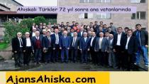 Raşad Şamilov,  Gürcistan'ın Ahıska bölgesinin,  Ahıskalı Türklerin vatanı olduğunu söyledi.