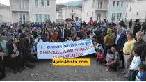 Giresun Üniversitesi Ahıskalılar Topluluğu ve Garip Türklerin Huzuru: Erzincan