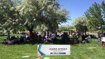 Ahıska Türkleri için piknik düzenlendi