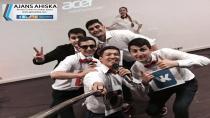 KVN Bosfor Kupası'nda: İzmirde'ki Ahıskalı öğrencilerin takımı  şampiyon oldu