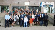 Kazakistandan Ahıskalı Gençler, Ahıska Ziyaretindeler