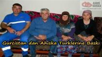 Gürcistan dan Ahıska Türklerine Baskı