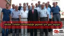 Ahıska Türkleri vatandaşlığa geçmek için gün sayıyor