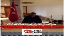 Ahıska Türkleri Vatan Cemiyeti Başkanı Aliyev: Türkiyede'ki Darbe Girişimini Kınadı