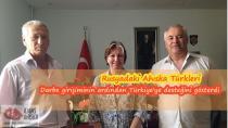 Rusyadaki Ahıska Türkleri darbe girişiminin ardından Türkiye'ye desteğini gösterdi