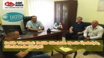 Datüb Yönetimi: Datüb Gürcistan Meclis Üyeleriyle, Gürcistanda Görüştü