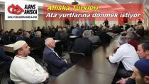 Ahıska Türkleri ata yurtlarına dönmek istiyor