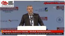 Başbakan Yardımcısı Kaynak: 'Ahıskalı Kardeşlerimizin Vatandaşlık Işlerini Halledeceğiz