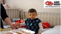 Karaciğer Nakli Bekleyen Ahıska Türkü Oğuzhan'ın 120 Bin Liraya İhtiyacı Var.