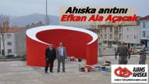 Ahıska anıtını Milletvekili Efkan Ala açacak