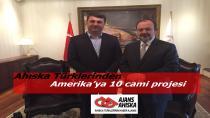 Ahıska Türklerinden Amerika'ya 10 cami projesi