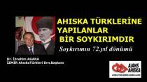 AHISKA TÜRKLERİNE YAPILANLAR BİR SOYKIRIMDIR