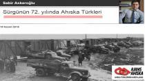 Sürgünün 72. yılında Ahıska Türkleri