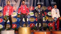 Ahıska Türkü: Aslan Atem dünya ikincisi
