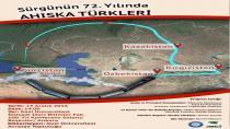 Ankara'da 15 Aralık'ta Ahıska Sürgünü Anma Programı