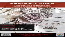 Trabzonda Ahıska Türkleri Sürgünü Anma Programı Düzenlenecek
